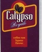 Calypso a rich medley of coffee, dark rum and caramel flaourings.