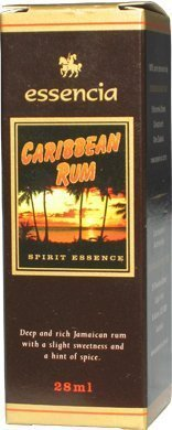 Deep and rich golden Caribbean Rum