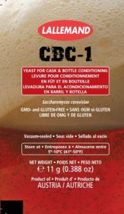 CBC-1 Cask & Bottle conditioning Yeast