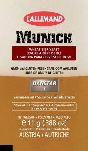 Lallemend Munich Wheat Ale Yeast