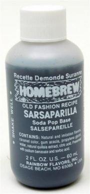 Sarsaparilla Soda Flavour