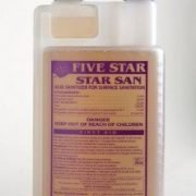 Star San - Sanitizers
