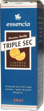 Triple Sec strong orange overtones offering notes of citrus oils, eucalyptus and orange blossom.