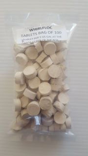 whirlfloc tablets bag of 100